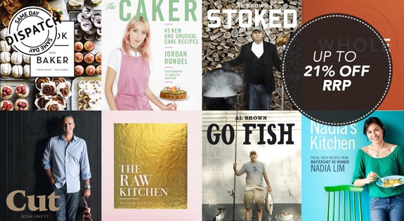 Image of the 'Cookbook Favourites' sale