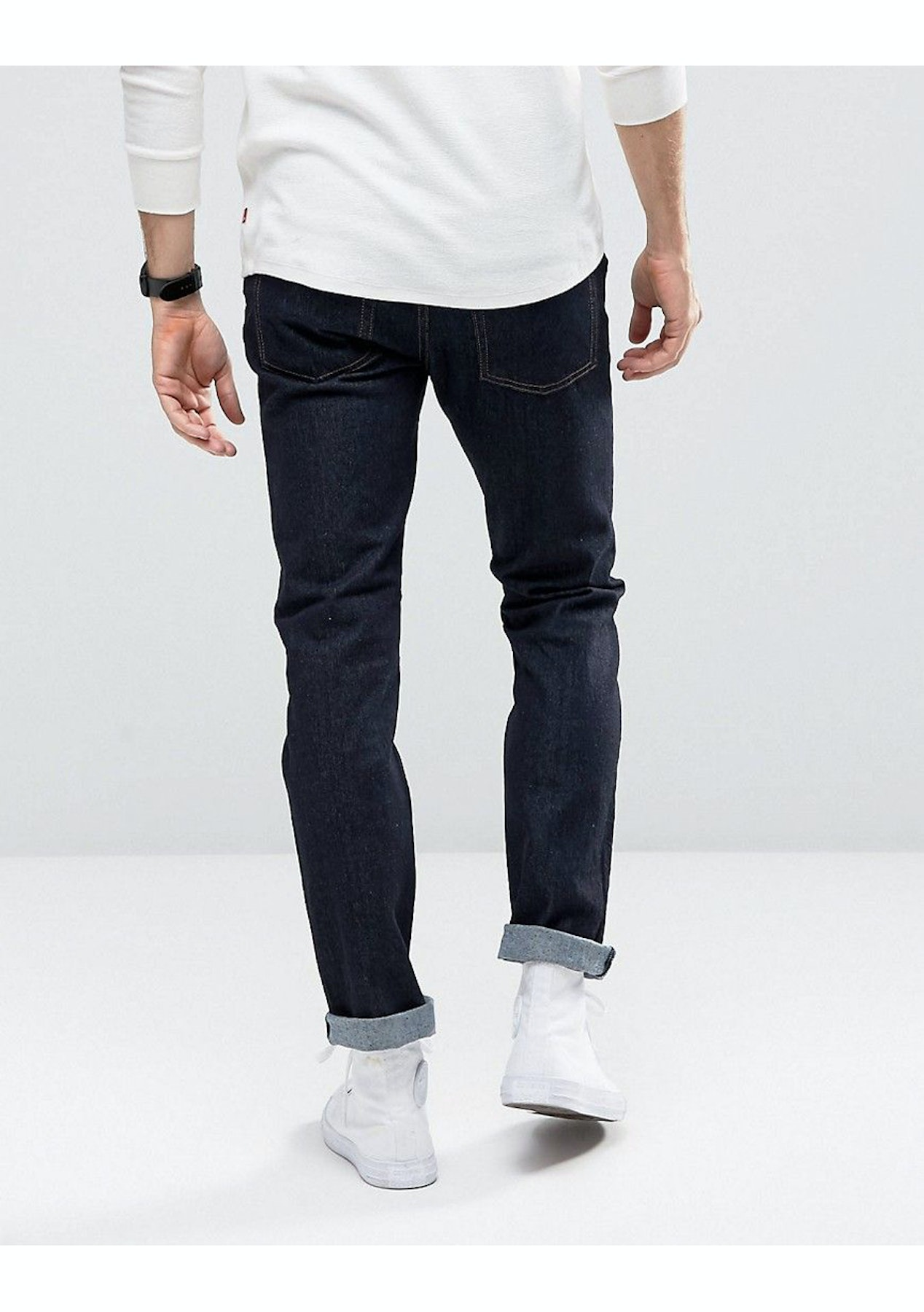 a4f77721c835b6 Cheap Monday - Mens Sonic - Blue Rinise - Cheap Monday all $39.99 - Onceit