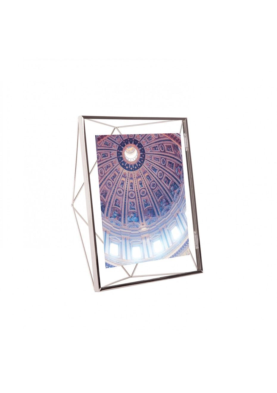 Umbra - Prisma Photo Display (8x10)  - Chrome