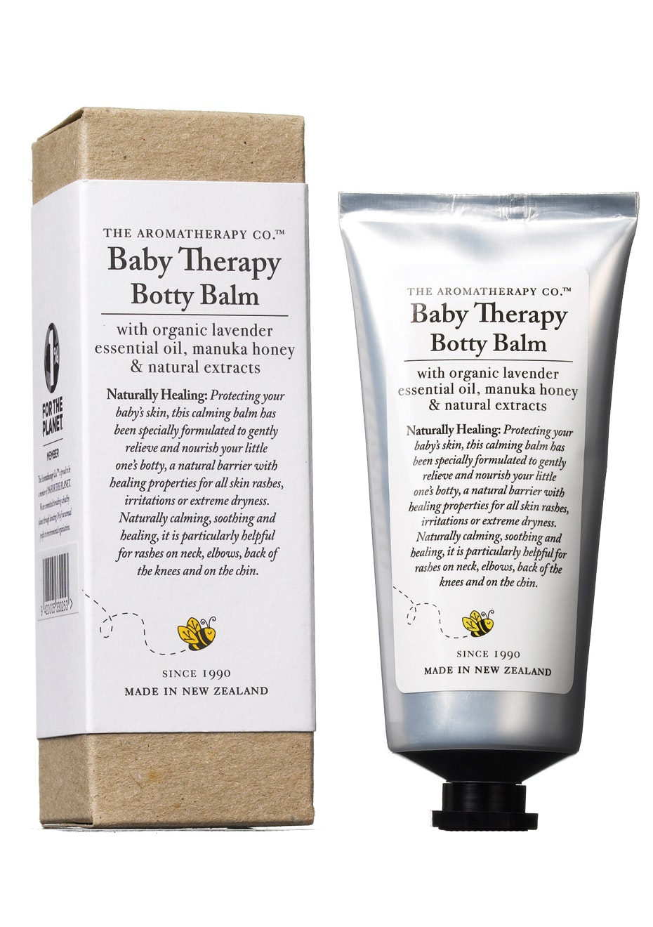 The Aromatherapy Co. Therapy Baby Botty Balm  -  - 75ml