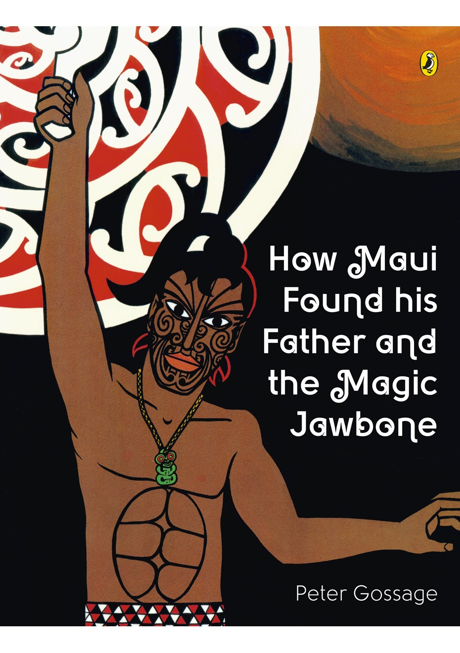 How Maui Found His Father and the Magic