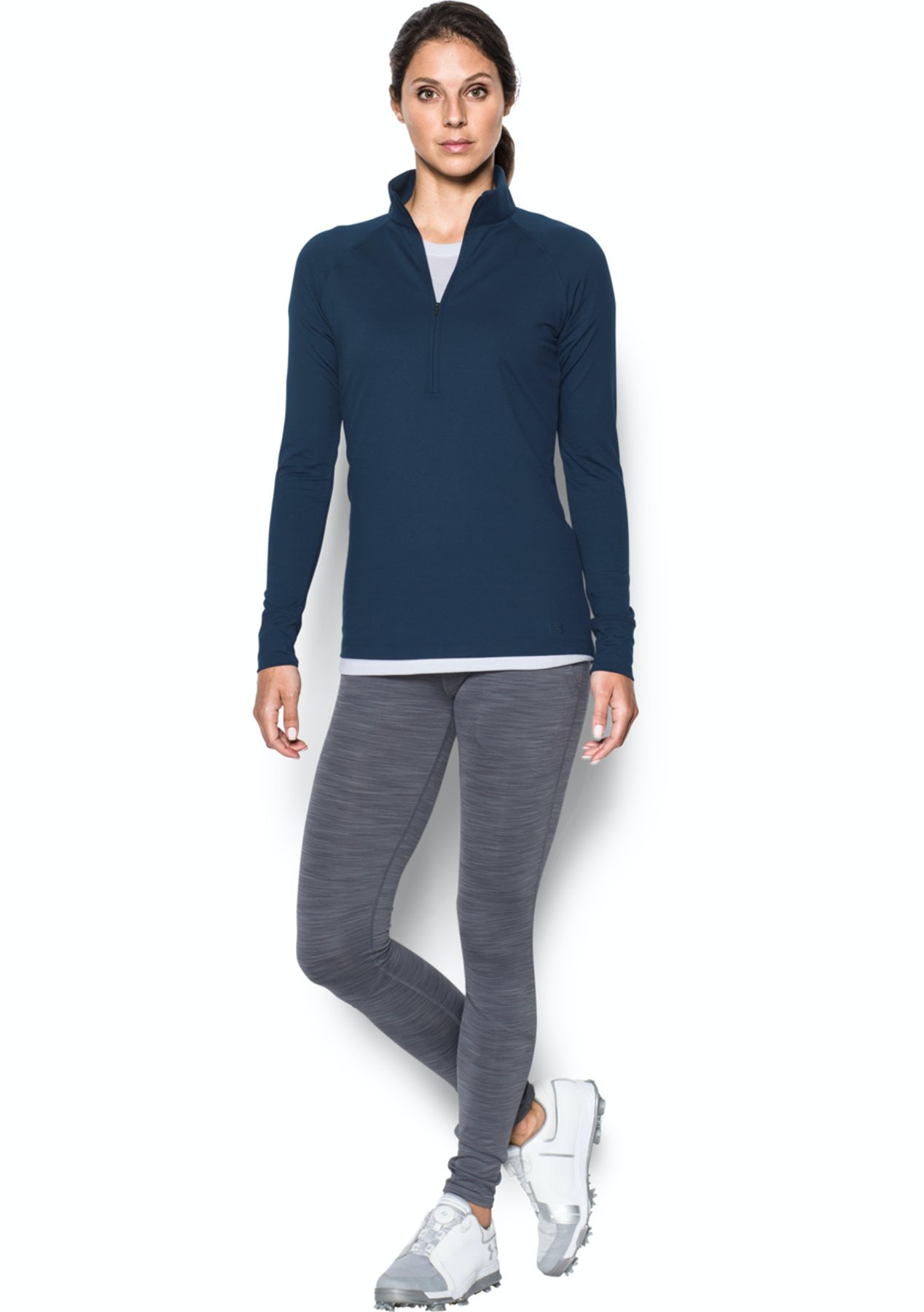 Under Armour Womens Zinger 14 Zip Under Armour Onceit