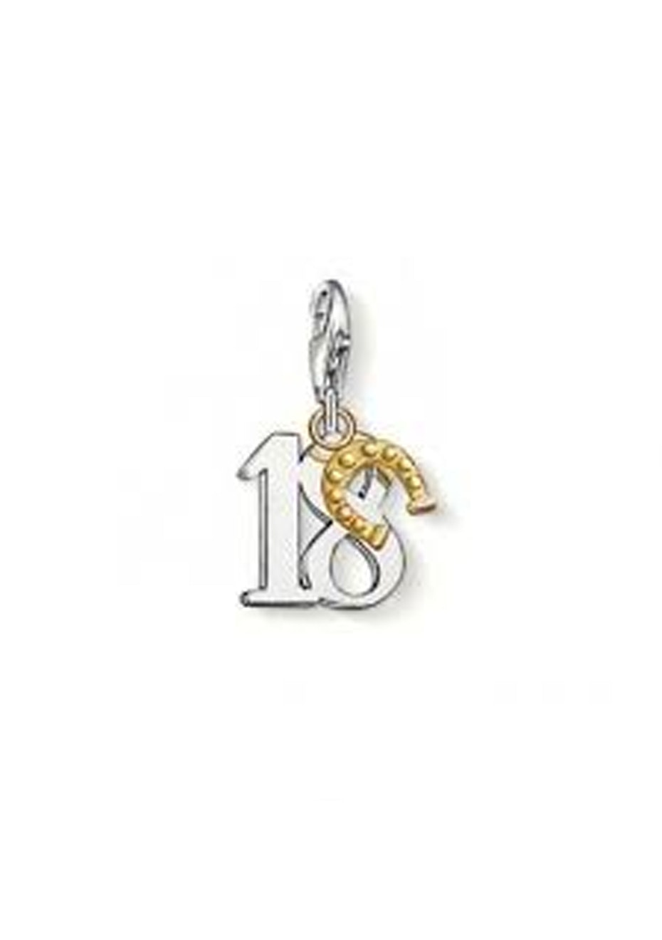 Thomas Sabo  - Charm Club - Lucky Number 18 Ygp