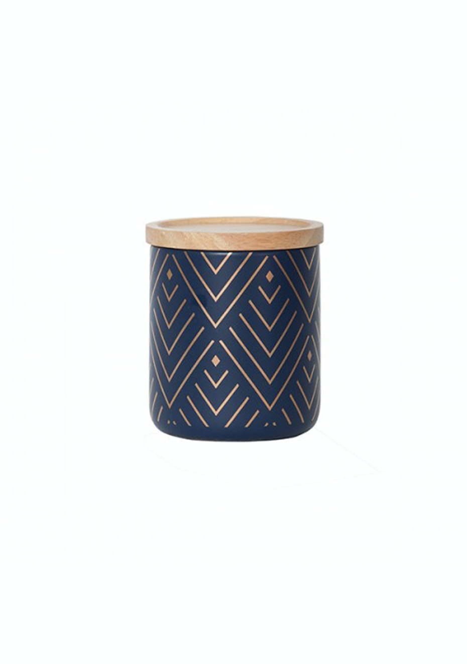 General Eclectic - Med Canister Navy Gold