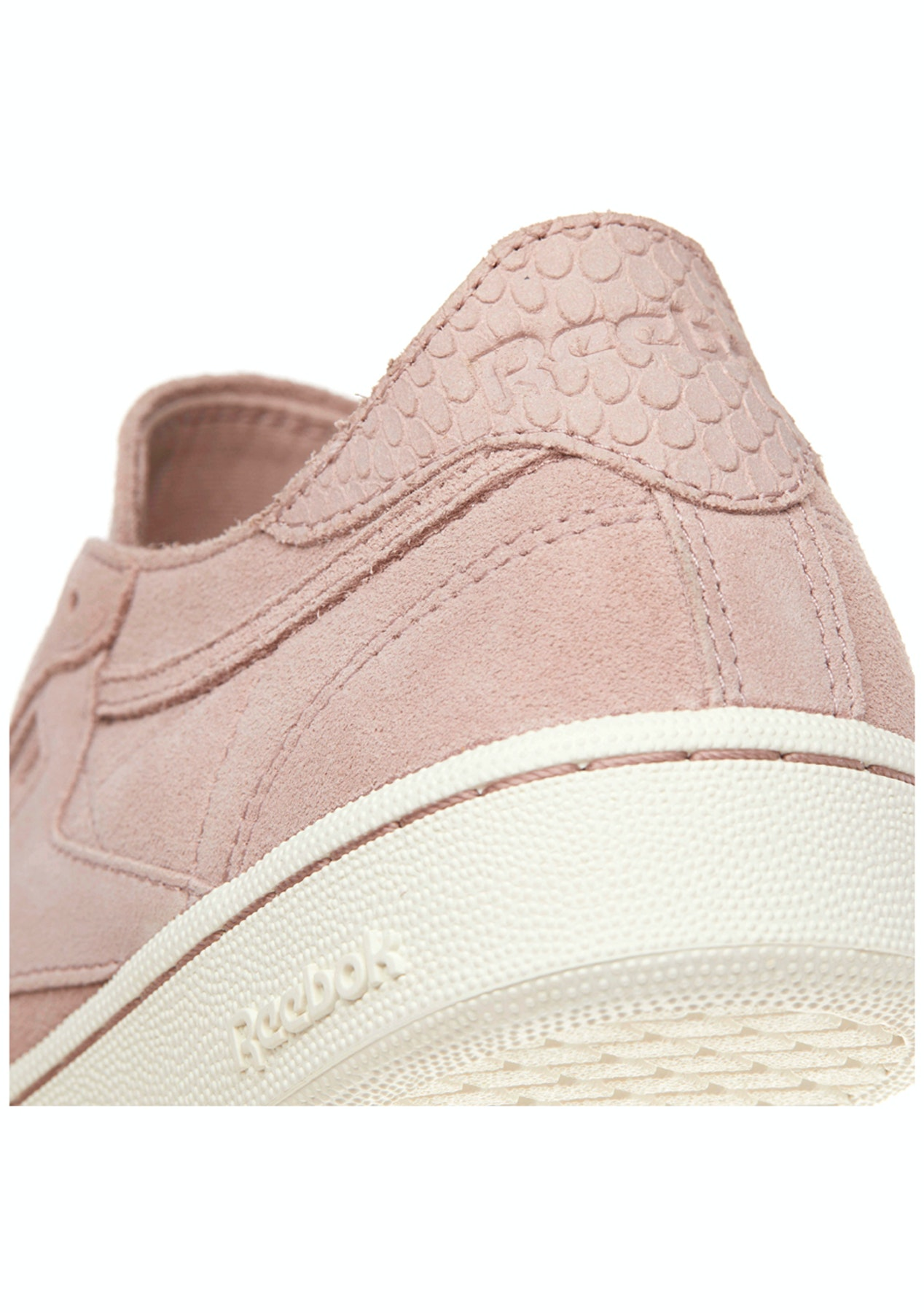 6cfe53645b913 Reebok Womens - Club C 85 Fbt Decon Shell Pink Chalk - Once a Year Reebok -  Onceit