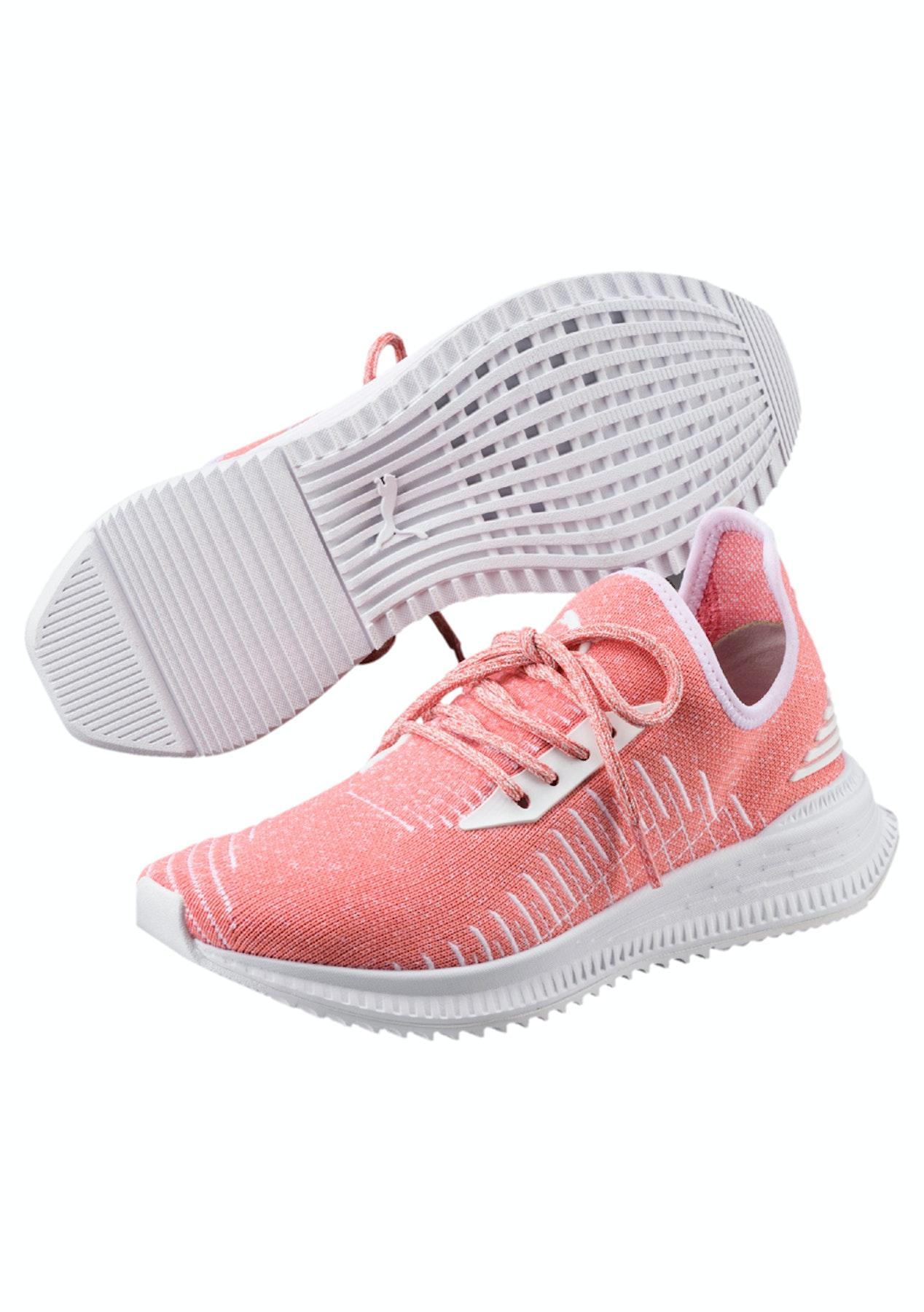 new product 02351 a1e04 Puma Womens - Tsugi-Mi Evoknit - Shell Pink
