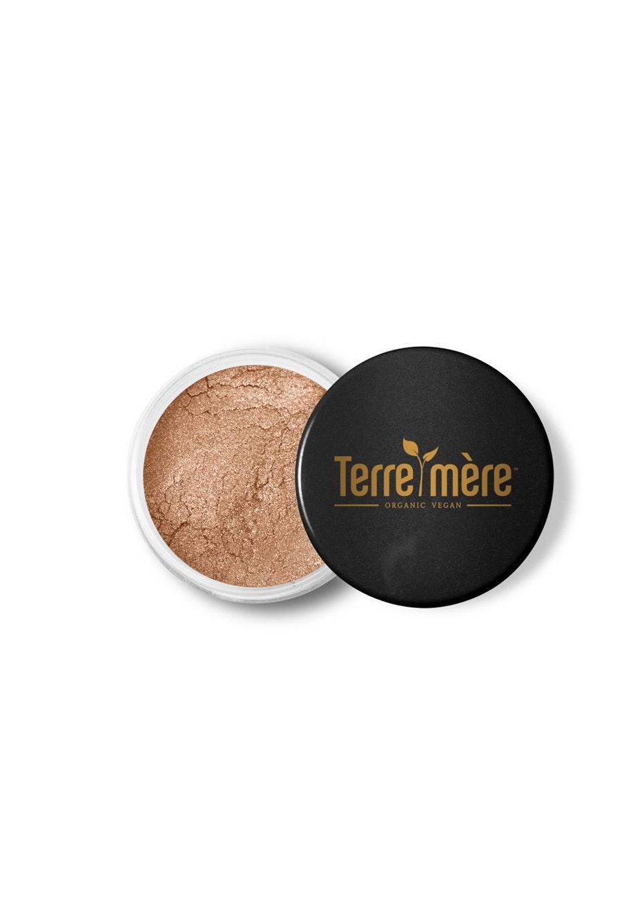 Terre Mere - Mineral Eyeshadow - Tiger's Eye