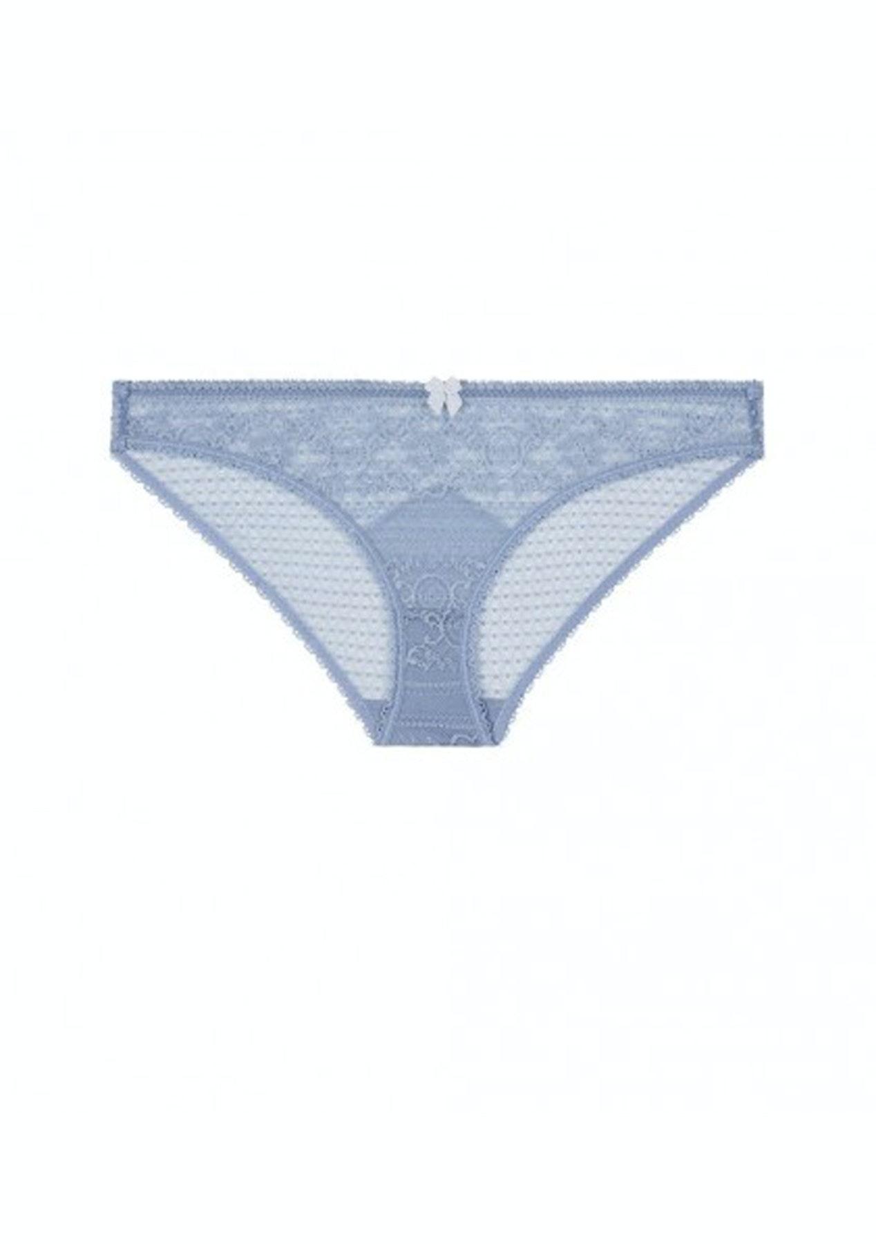 77dbb14ee43b8 Stella McCartney - Ophelia Whistling Bikini Brief - Sky Blue - 50% Off  Stella McCartney - Onceit