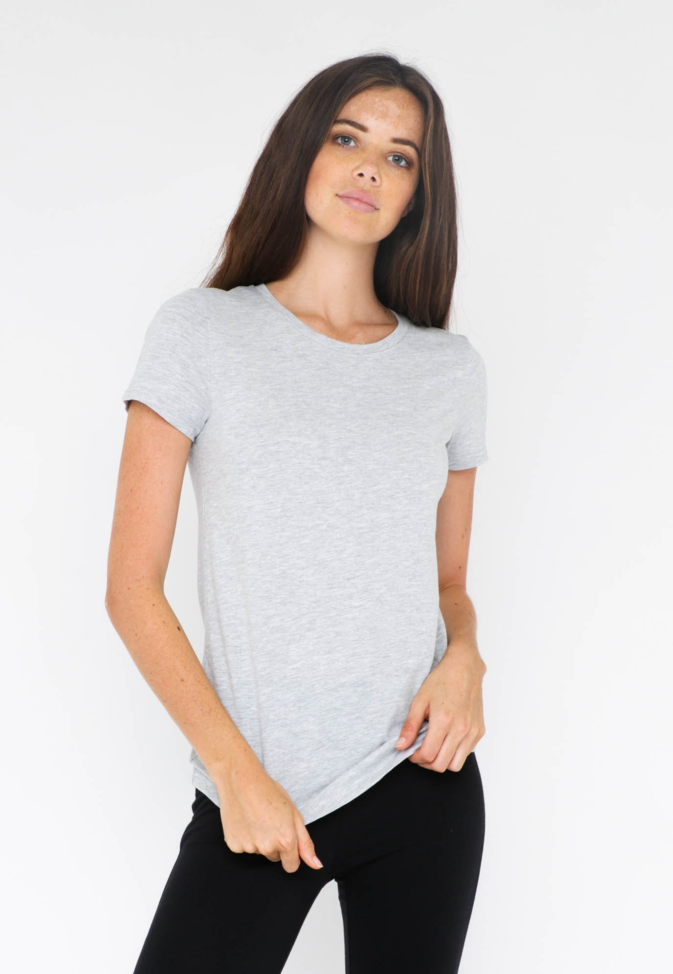 BONDS - Core Crew Tee - New Grey