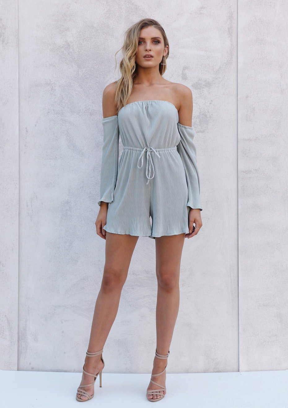 Madison - ANNABELLE PLAYSUIT - SAGE