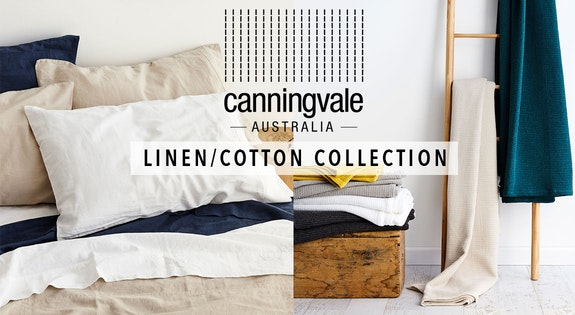 Canningvale Linen/Cotton Collection