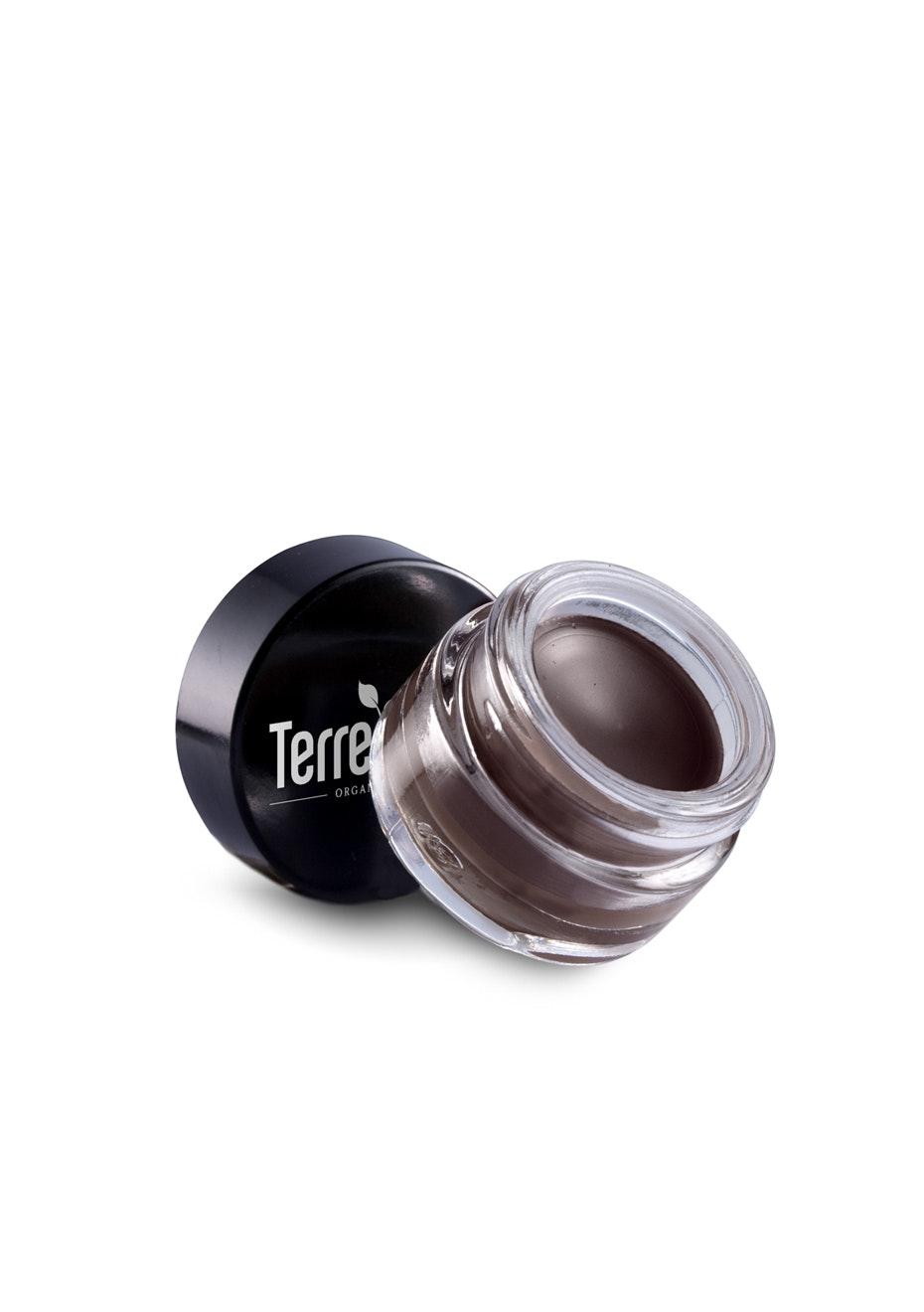 Terre Mere - Gel Eyeliner - Chocolate Mousse