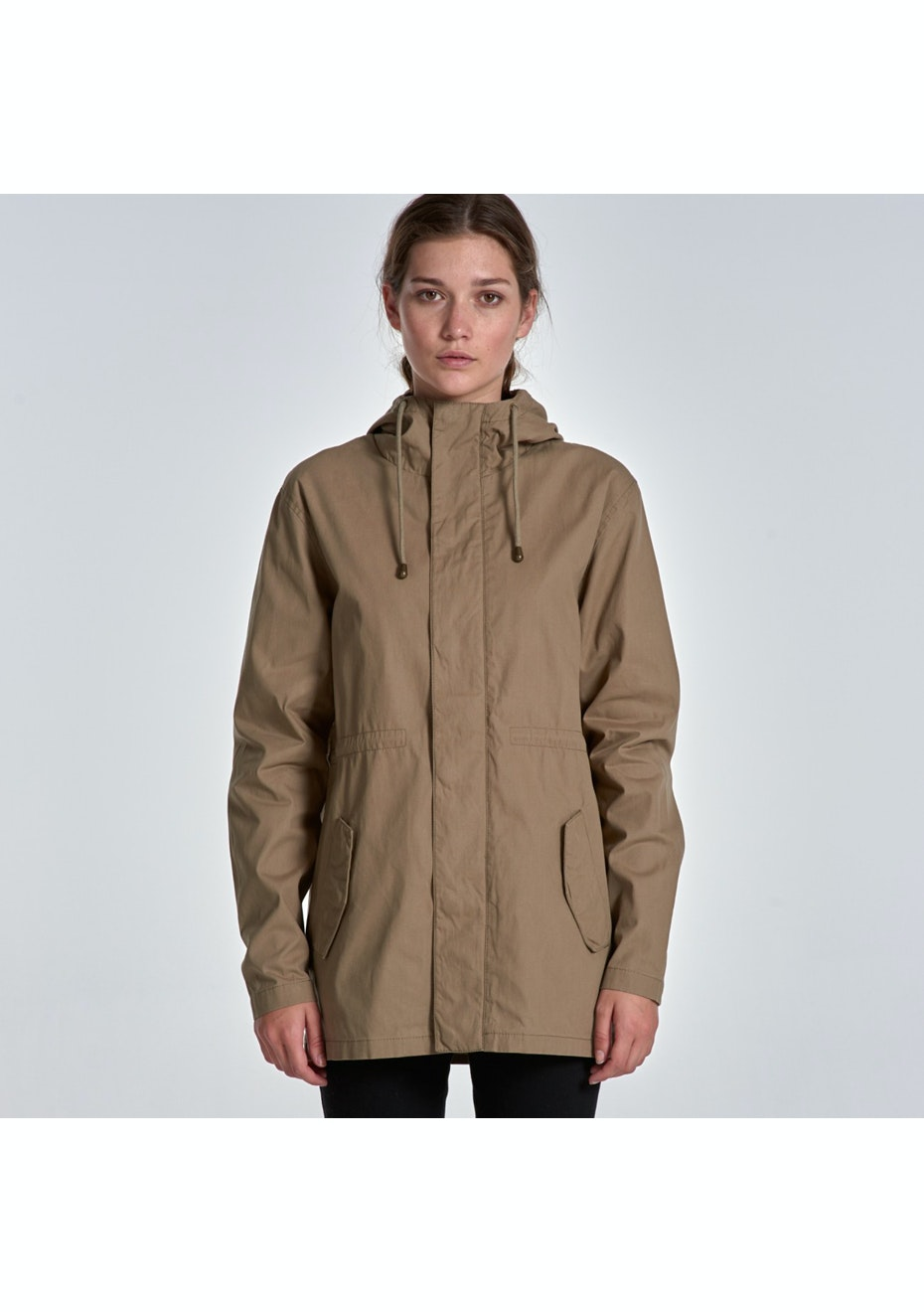 As Colour - Nomad Jacket Womens - Olive