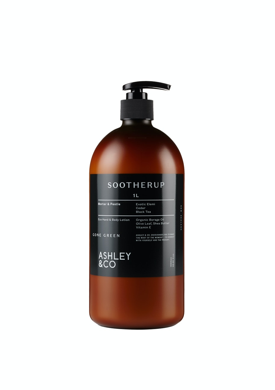 Ashley&Co. SootherUp - Gone Green - 1000ml