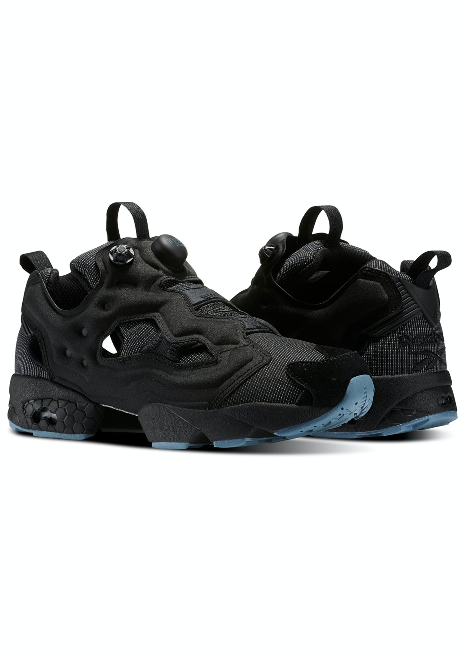 reebok mens instapump fury mtp black fire spark sto mens rh onceit co nz