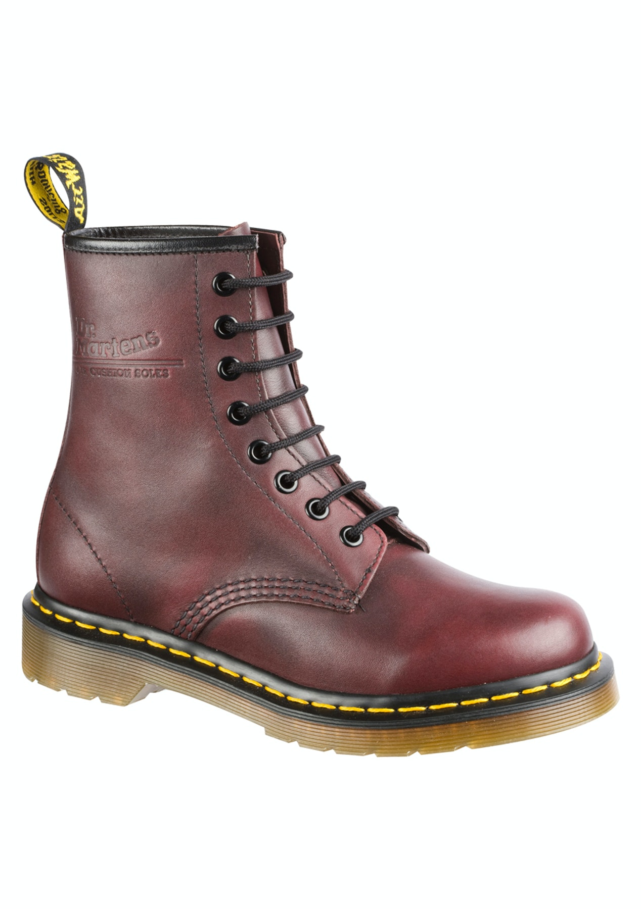 fb4730ad0ce Dr Martens - 1460 8up Red Vintage - Red Vinatge - Shoe Sell Out From  20 -  Onceit