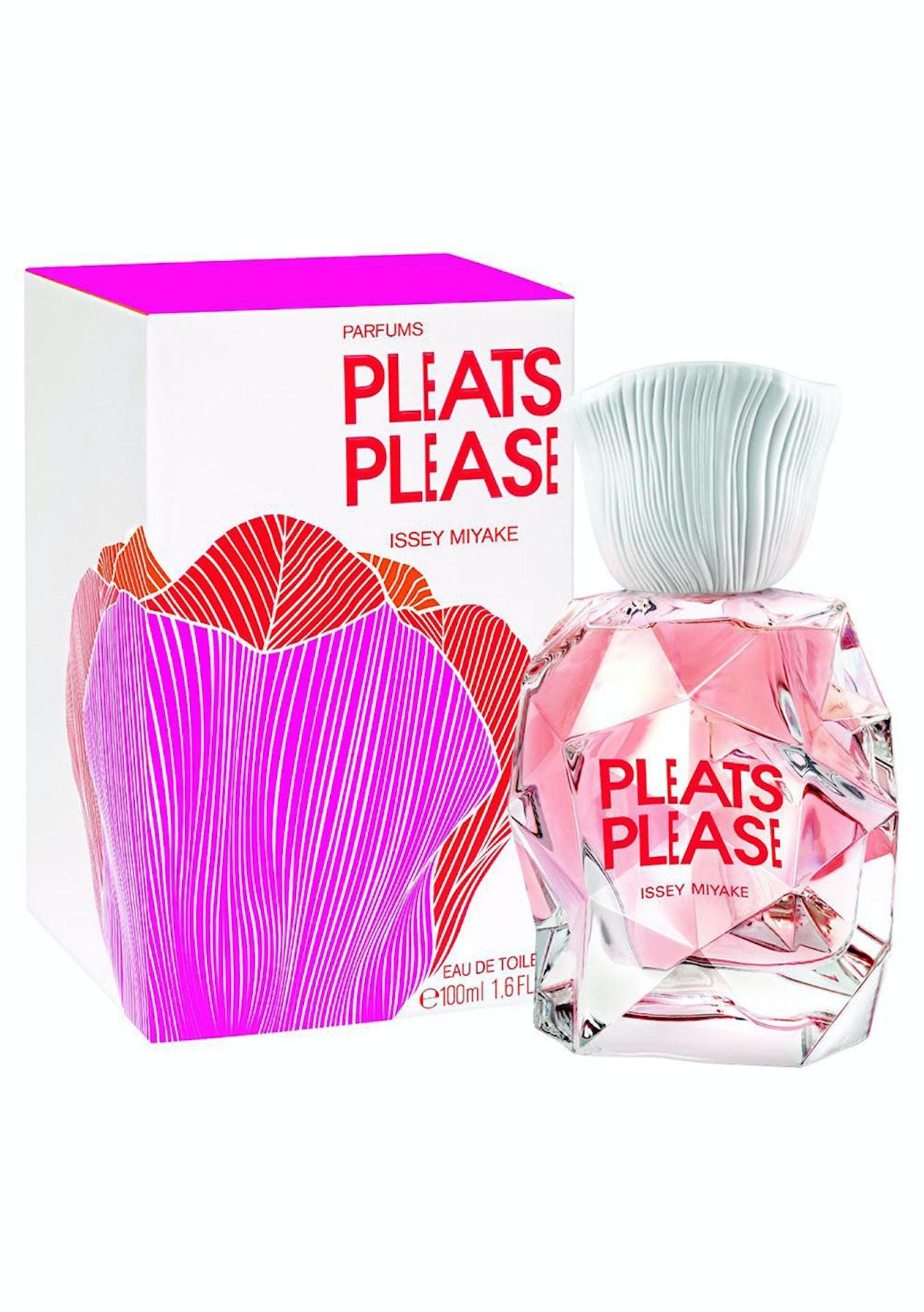 d45b61b015592 Issey Miyake Pleats Please Eau De Toilette 100ml - Free Shipping Beauty  Bonanza - Onceit