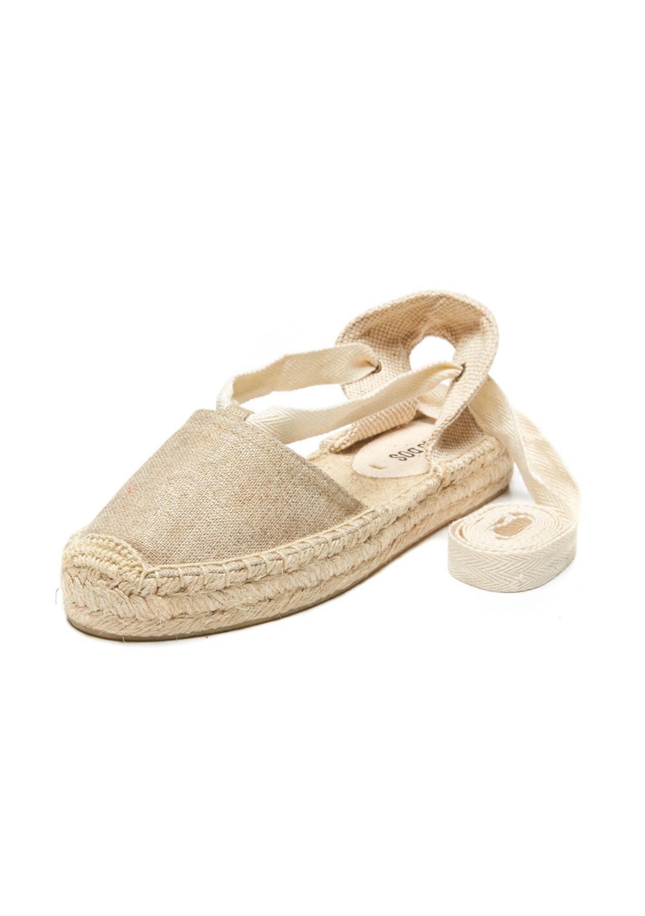 Soludos - Platform Gladiator Sandal - Gold