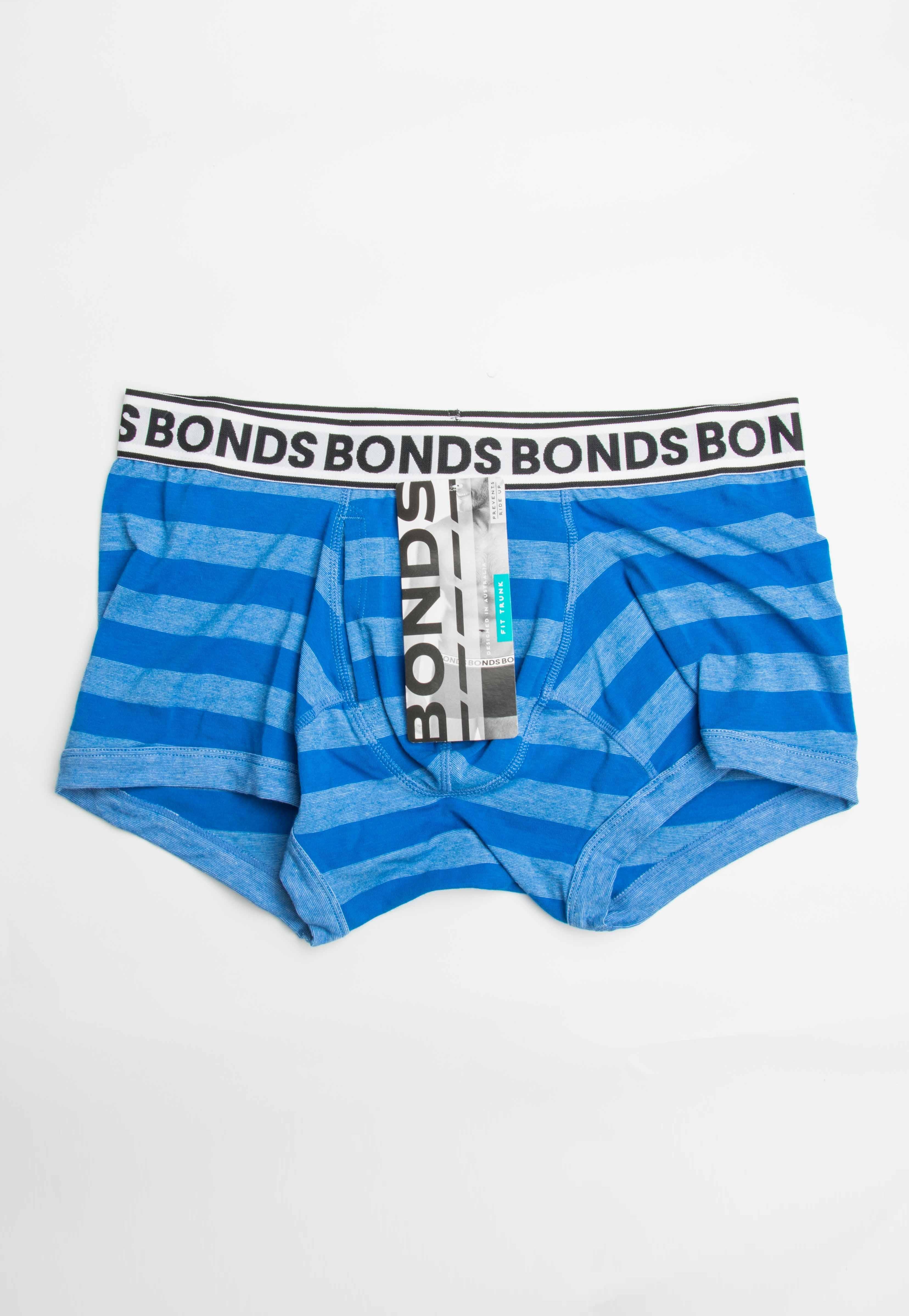 BONDS - Fit Stripe Trunk - STRIPE 15