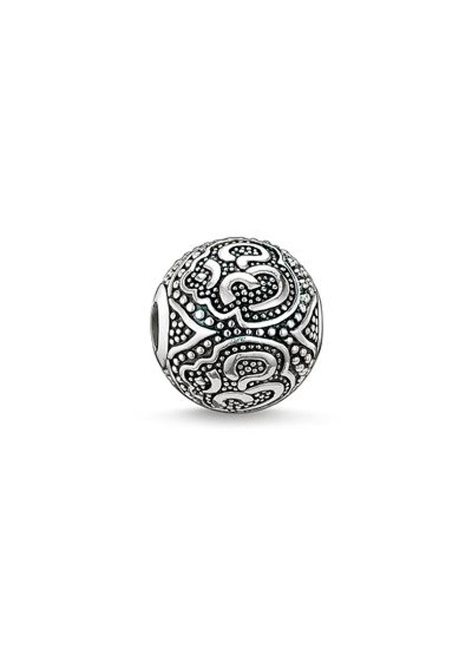 Thomas Sabo  - Karma Bead - Oxidised Om Symbol