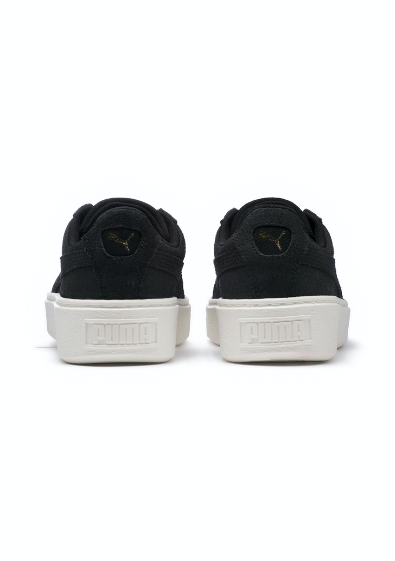 on sale e10f6 a392f Puma Womens - Puma Platform Euphoria Black