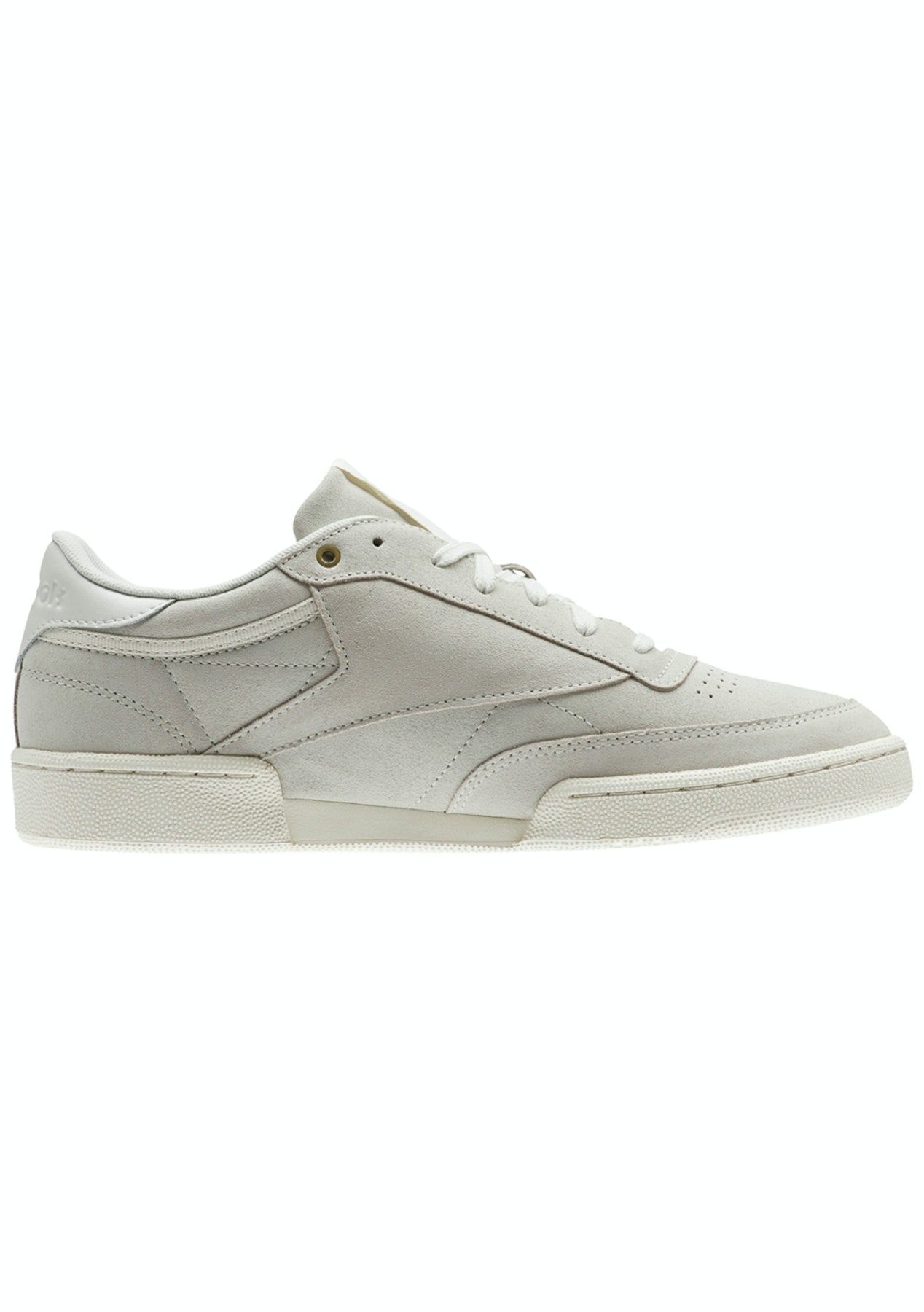 1f13add79a3c18 Reebok Womens - Club C 85 Mcc - Pebble Chalk - Outdoor Outlet - Onceit
