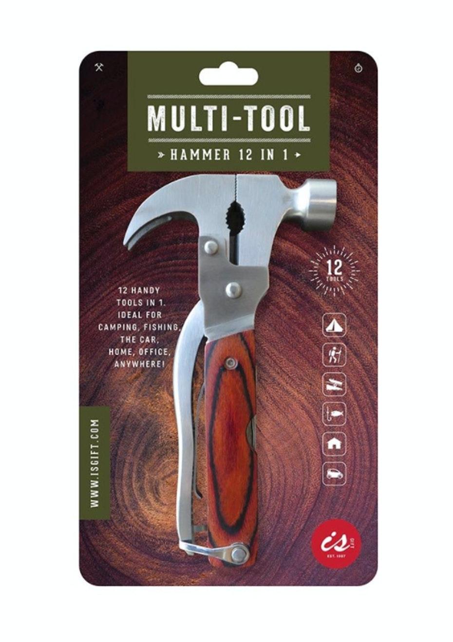 Hammer 12 in 1 Multi Tool