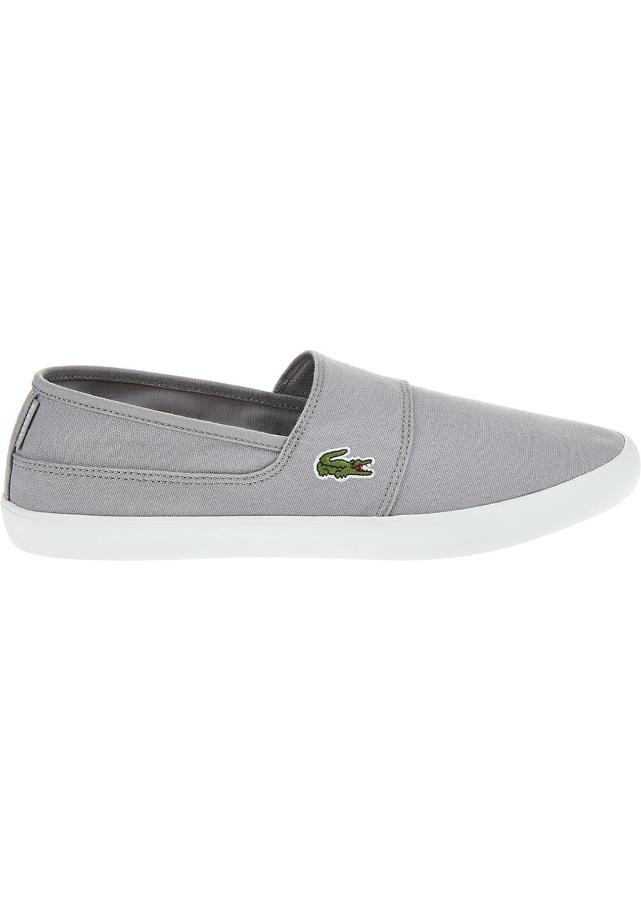 cd4b1292d698 Mens Lacoste - Marice Lcr - Grey Grey - Mens Shoe Sell Out - Onceit