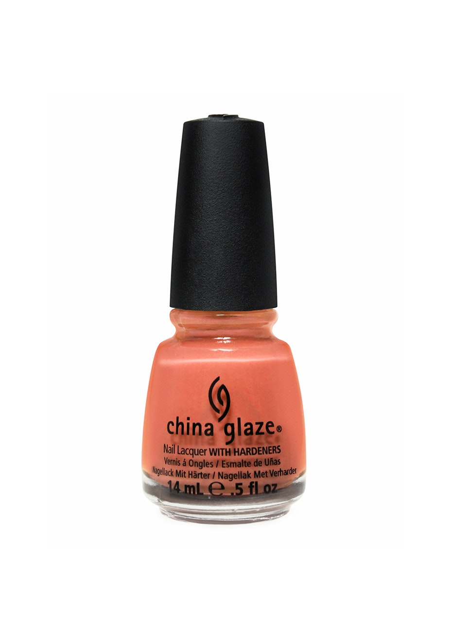China Glaze Operation: Colour Collection #680 CODE ORANGE