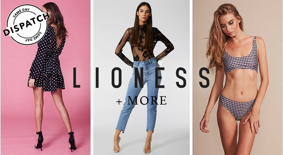 Lioness New Season + More