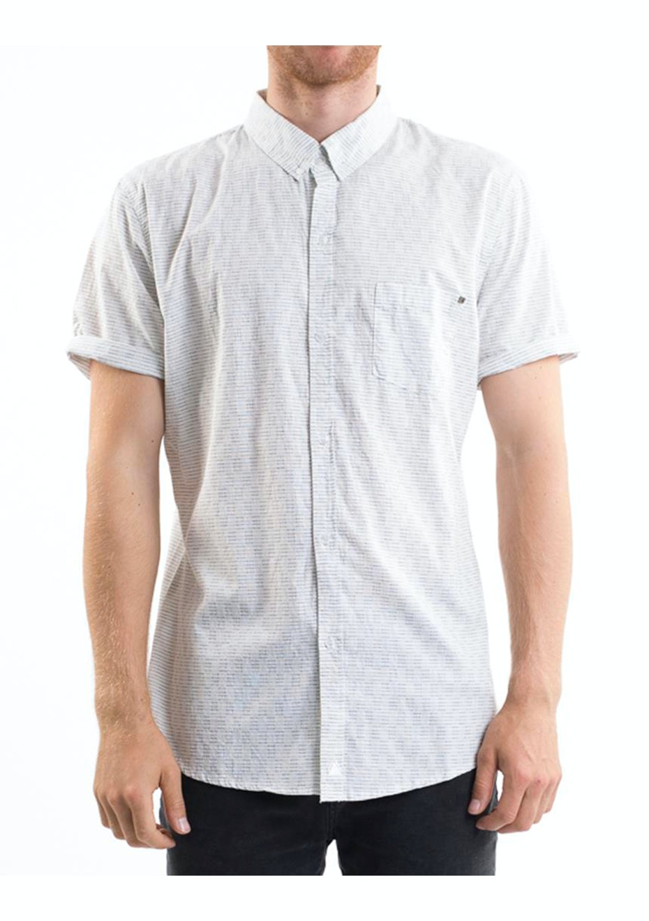 Deacon - Focus SS Shirt - White