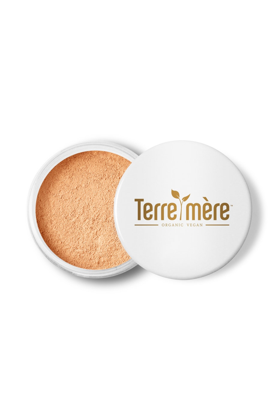 Terre Mere - Mineral Foundation - Soft tan