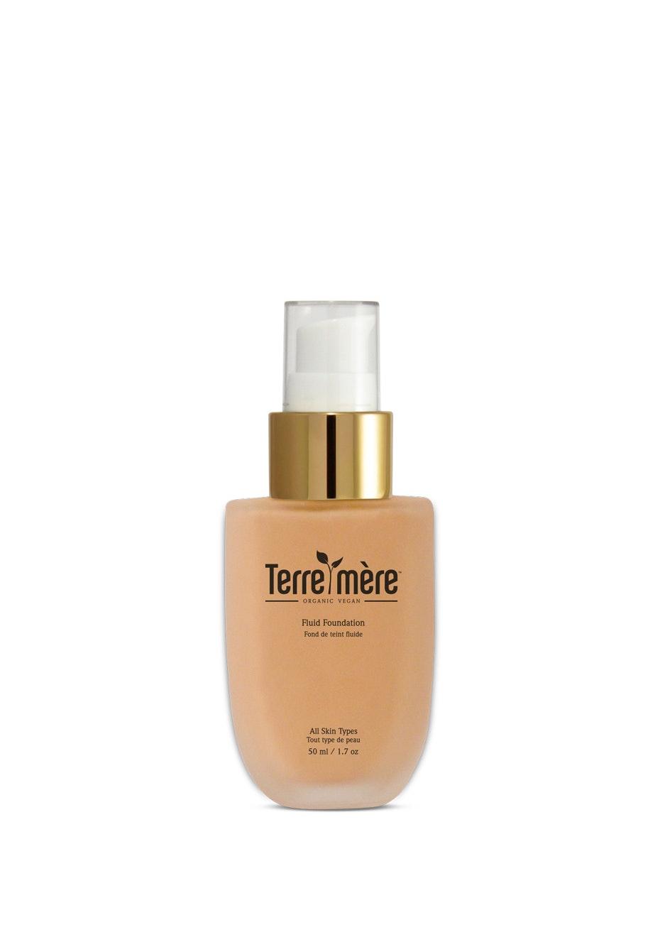 Terre Mere - Fluid Foundation - Sand