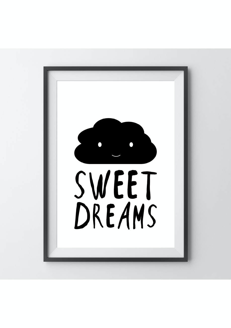 Simply Creative - Sweet Dreams - A4 Colour Print