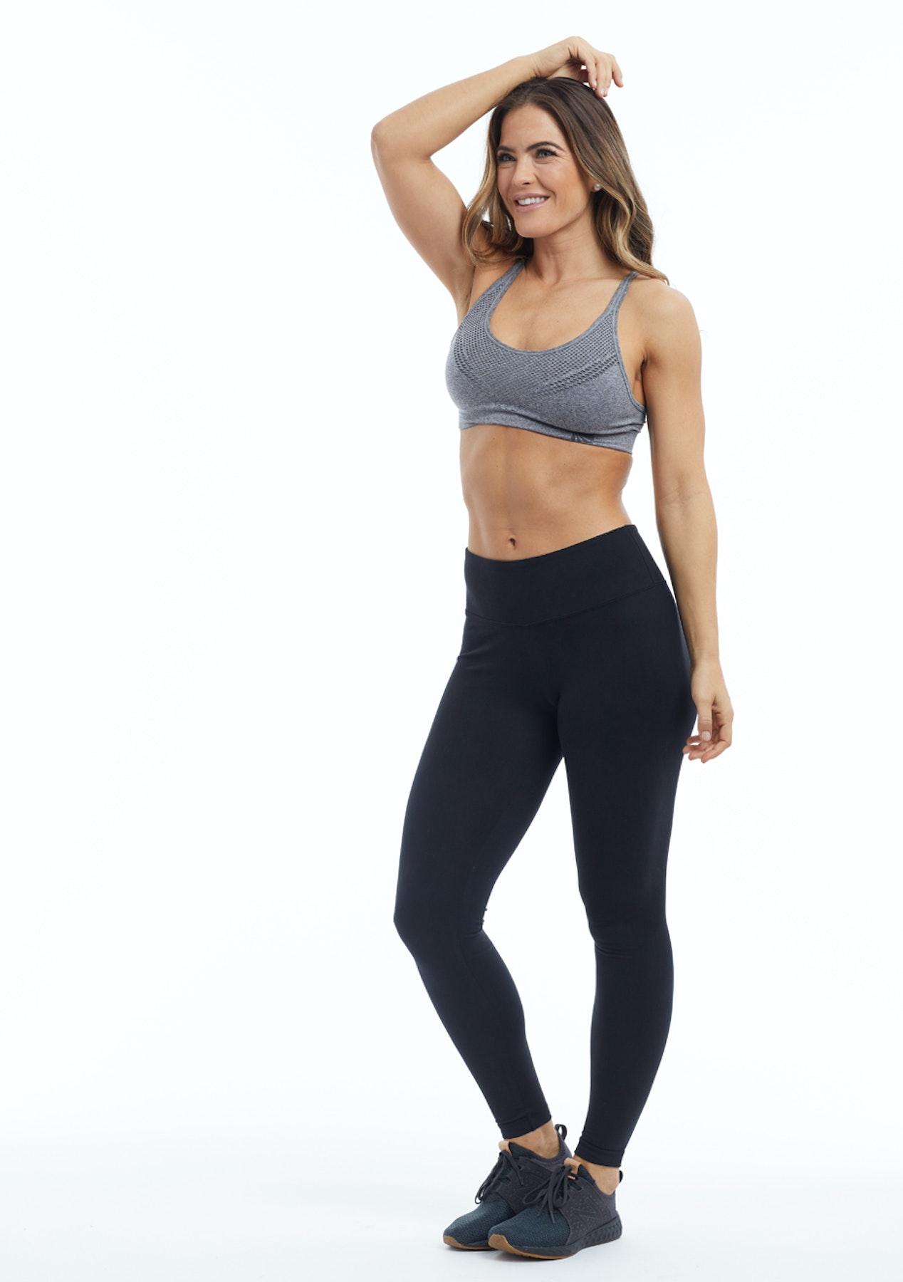 ce4f7297e0 Marika - Skylar Sport Bra - (Sch)Heather Ch - Marika Activewear Nothing  Over  40 - Onceit
