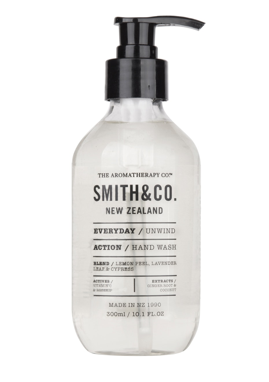 The Aromatherapy Co.  Smith & Co. Hand Wash - Unwind