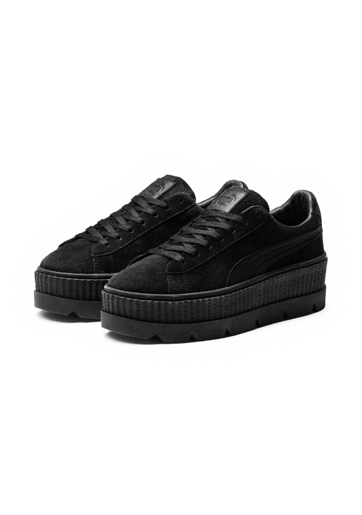 382e05ce42c FENTY Suede Cleated Creeper Womens - PUMA FENTY - Onceit