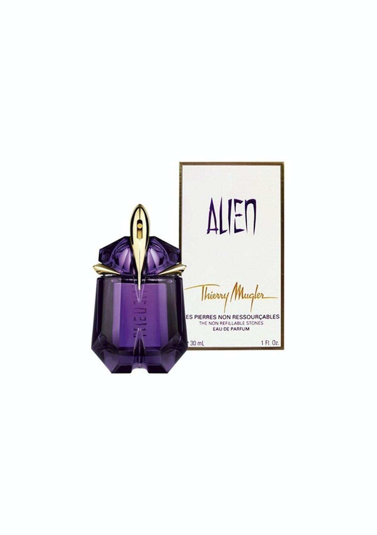 1e05470e0 Thierry Mugler Alien EDP Spray Non-Refillable 30ml - Free Shipping  Fragrance - Onceit