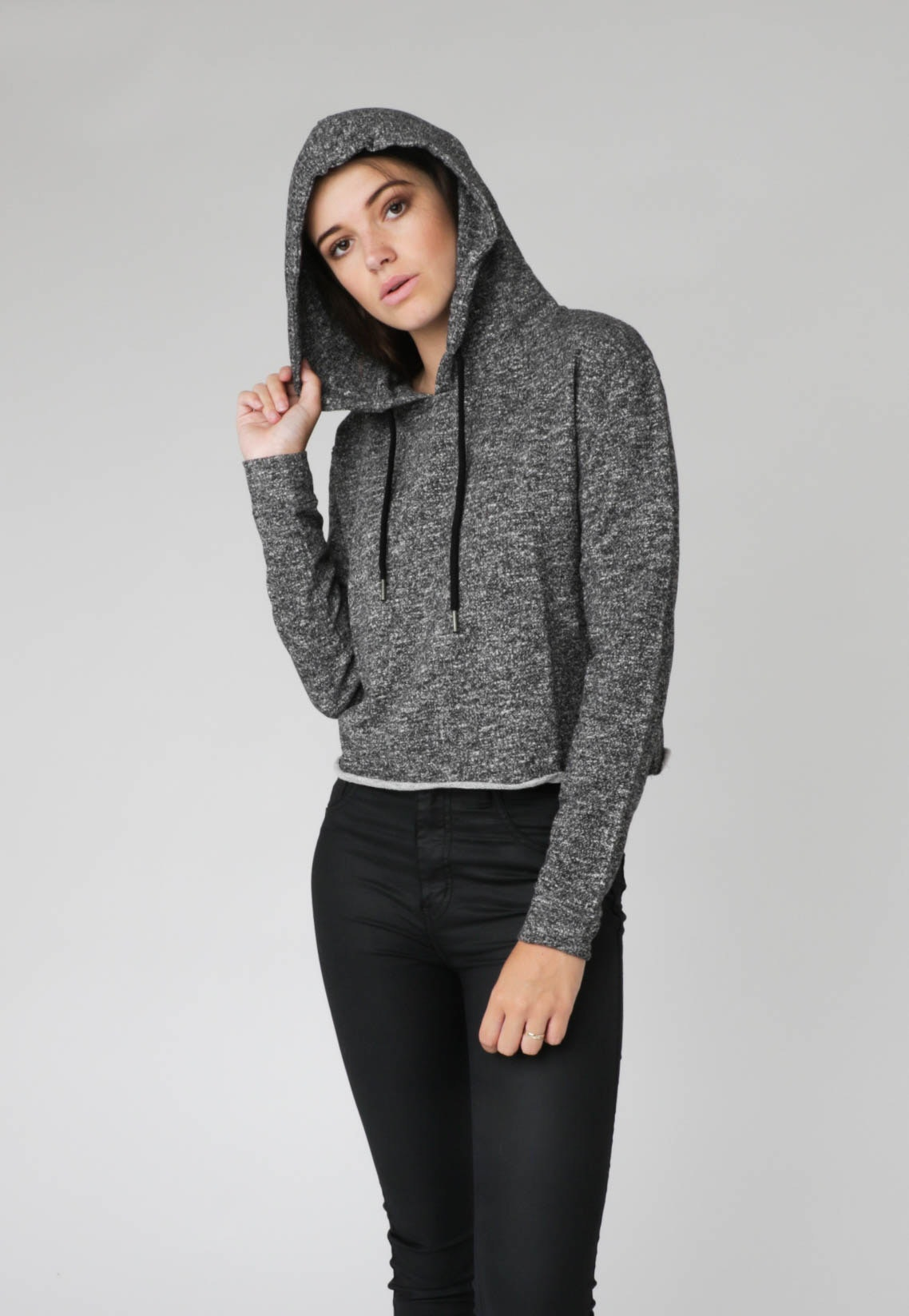 All About Eve - Baja Hoody - Black