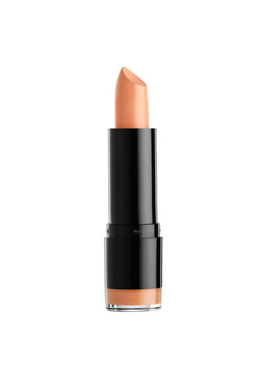 NYX Extra Creamy Round Lipstick - LSS588 Orange Soda