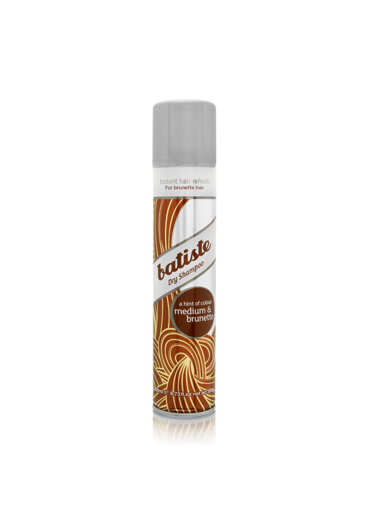 Batiste 200ml Dry Shampoo Medium Brunette Hair Redken More 200 Ml Onceit