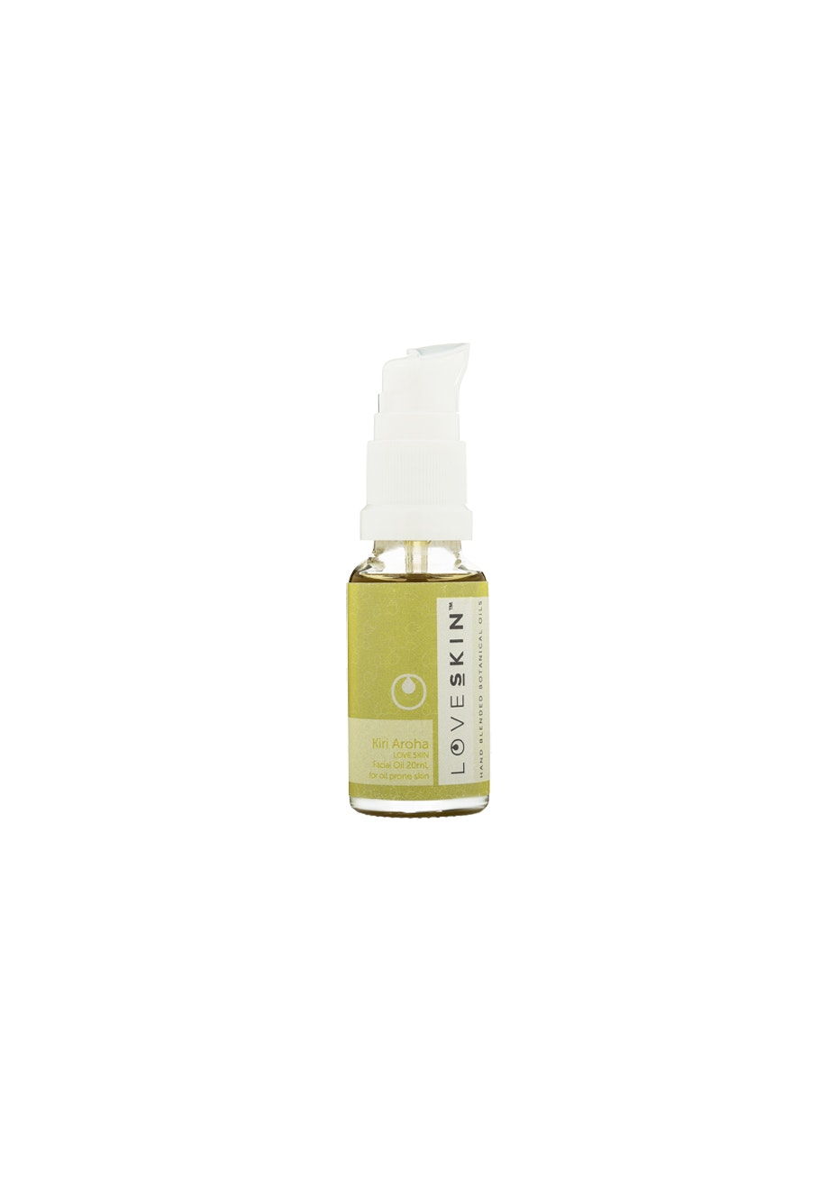 Loveskin - Kiri Aroha Face Oil 20Ml