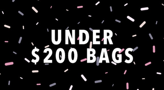 Under $200 Bags
