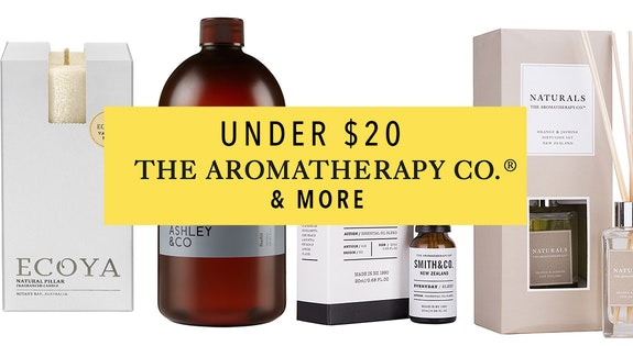 Under $20 Aromatherapy Co. & More