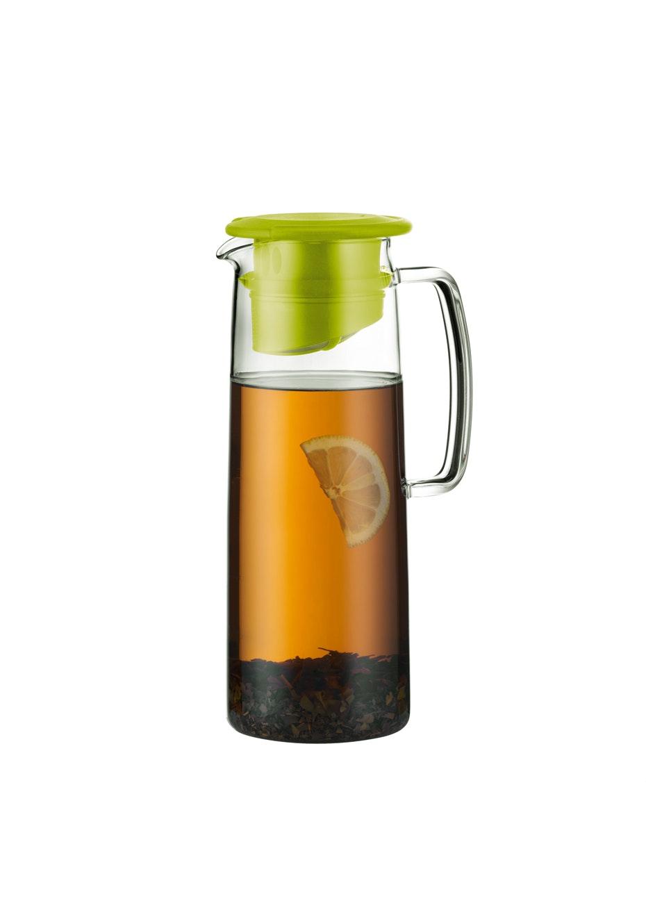 Bodum - Ice Green Tea Jug, 1.2L - Lime