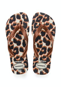 0a6d2f94d2b6 Havaianas - Top Animals 9462 - White Copper