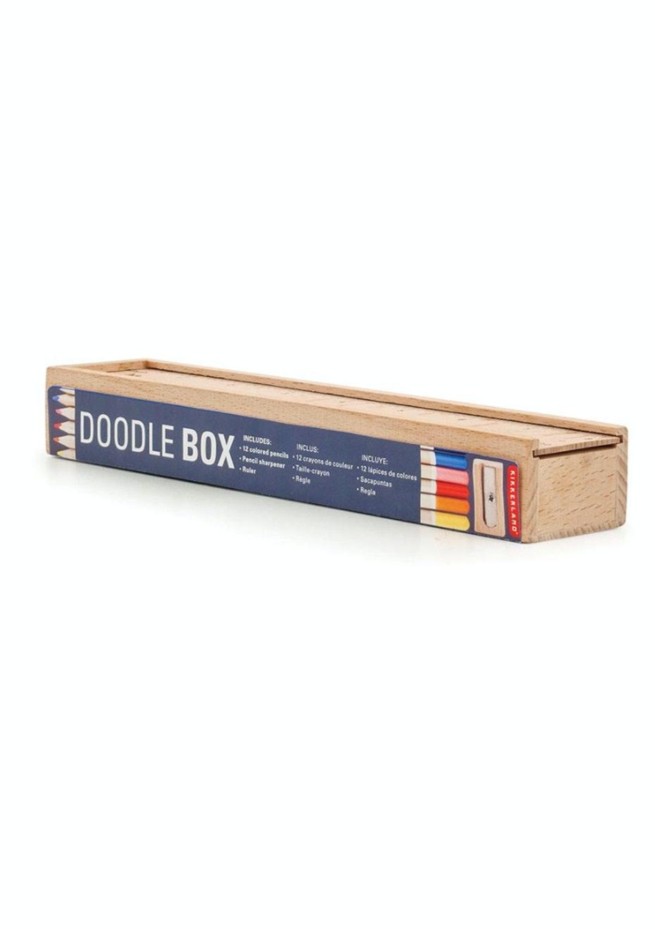 Kikkerland - Doodle Box