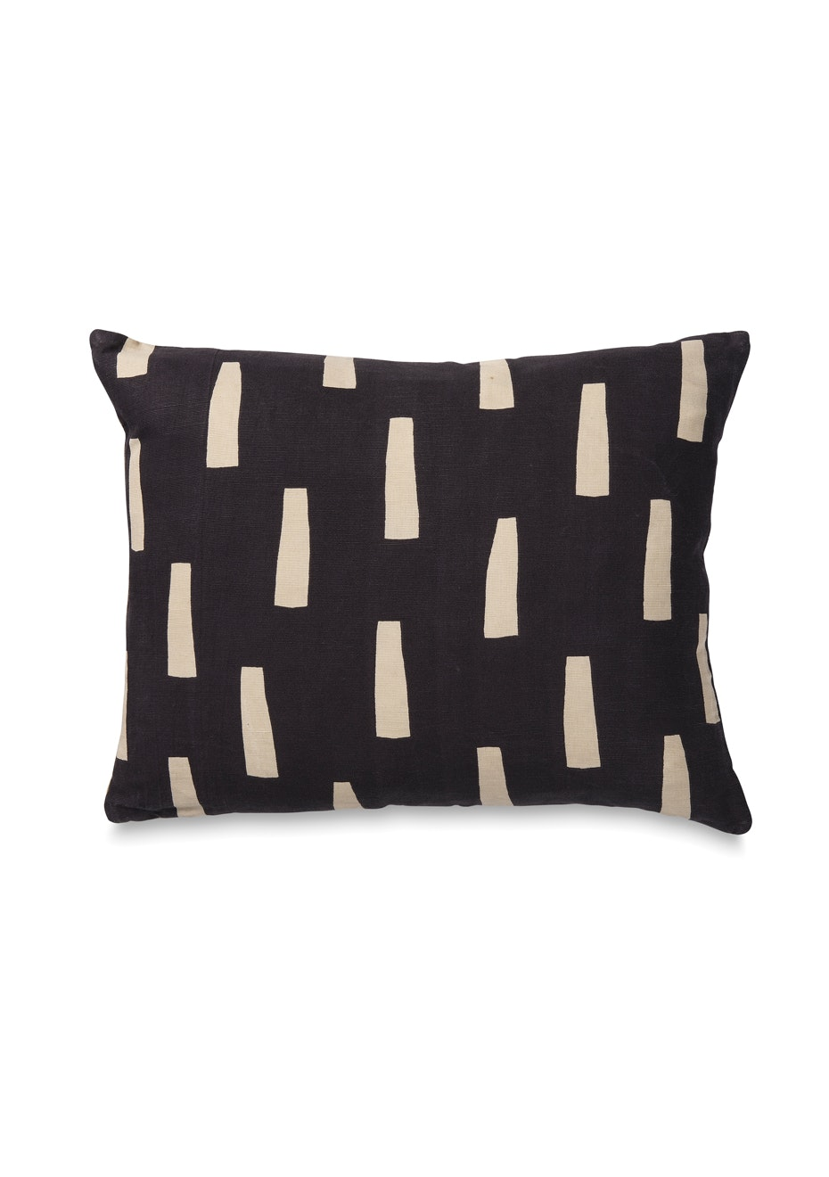 Citta Design - Dash Reversible Cushion Cover Cocoa/Camel
