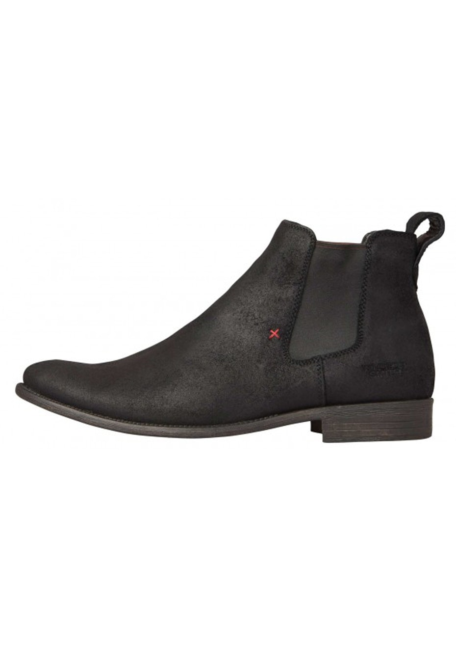 Windsor Smith - Princeton - Black Oil Suede
