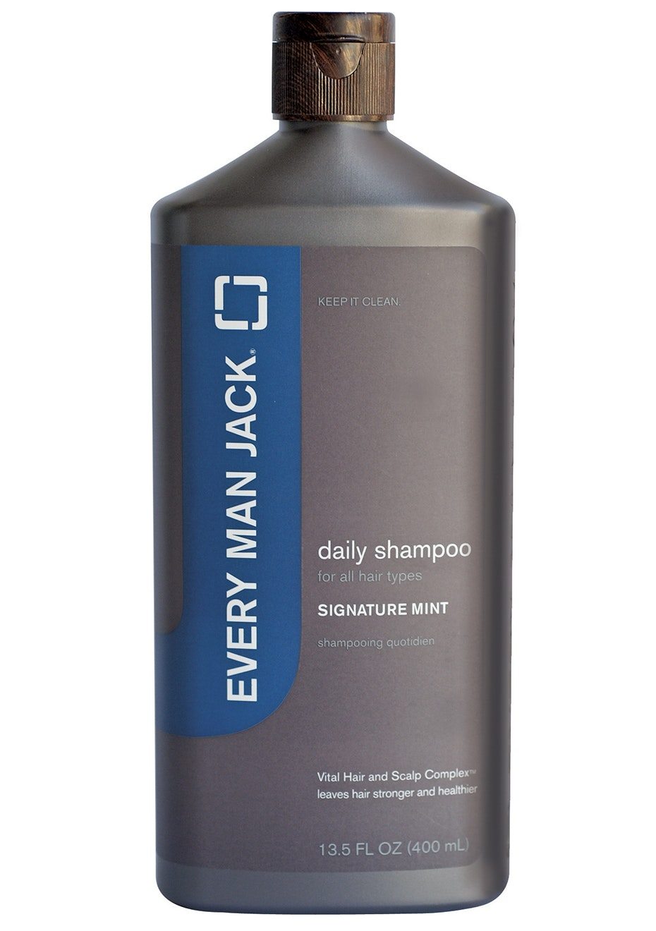Every Man Jack - Daily Shampoo - Signature Mint